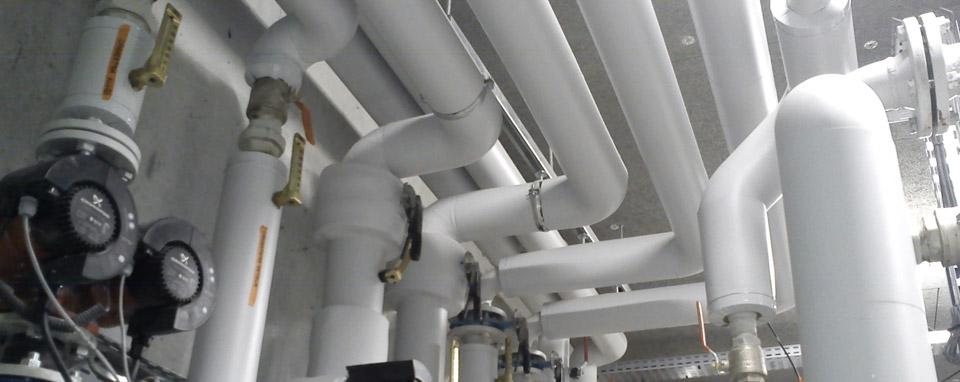 Equipement frigorifique climatique industriel Afatek