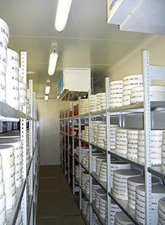 Réalisation chambres froides, équipements frigorifique afatek
