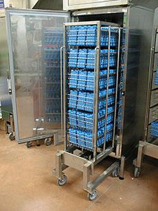 Equipement frigorifique laboratoire Afatek