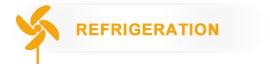Refrigeration equipements Afatek
